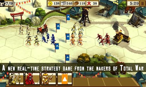"""Игра """"Total War Battles"""" на Андроид"""