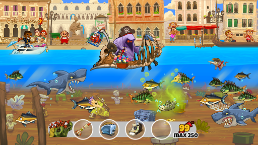 Dynamite Fishing – WG Premium для планшетов на Android