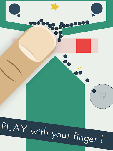 Bounsy — Finger Physics Puzzle