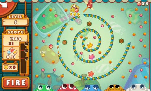 Игра Catch Candies для планшетов на Android