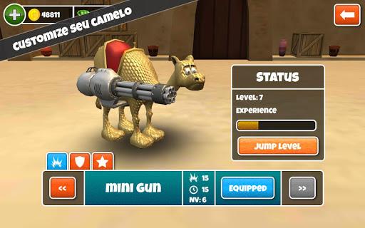 Игра Mussoumano Game для планшетов на Android