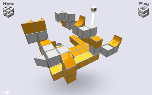 G cube FREE 3D на Андроид