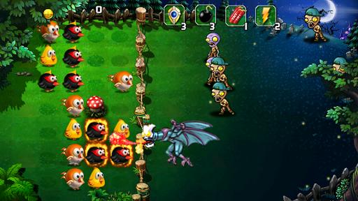 Birds VS Zombies 2S скачать на планшет Андроид