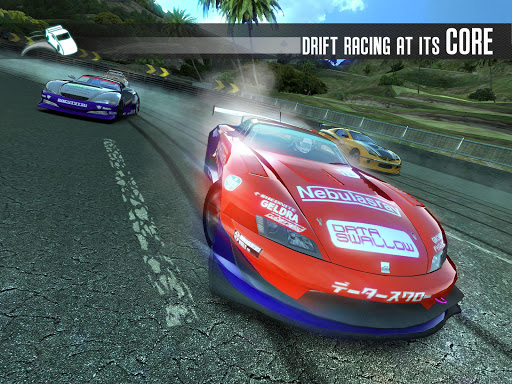 Игра Ridge Racer Slipstream на Андроид