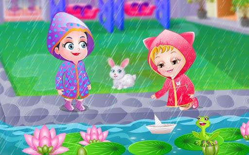 Игра Baby Hazel First Rain на Андроид