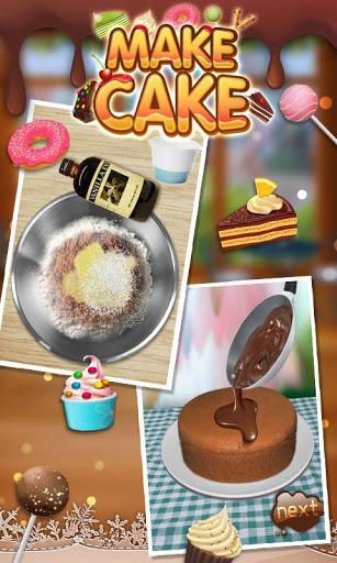 Cake Maker Story — Cooking Game