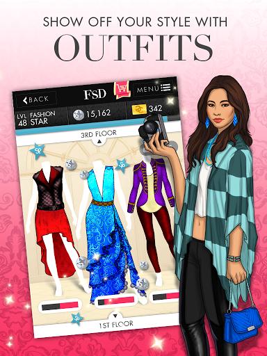 Игра Fashion Star Designer для планшетов на Android