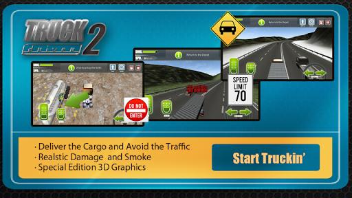 Игра Truck Driver Highway Race 3D+ на Андроид