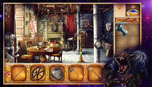 Игра Magic Encyclopedia: Moonlight для планшетов на Android
