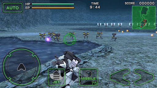 Destroy Gunners SP Ice Burn II скачать на планшет Андроид