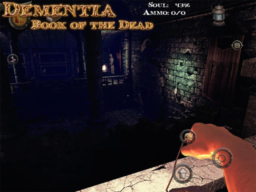 Dementia: Book of the Dead для планшетов на Android