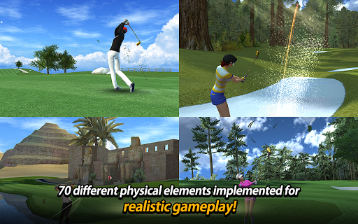 Golf Star™ на Андроид