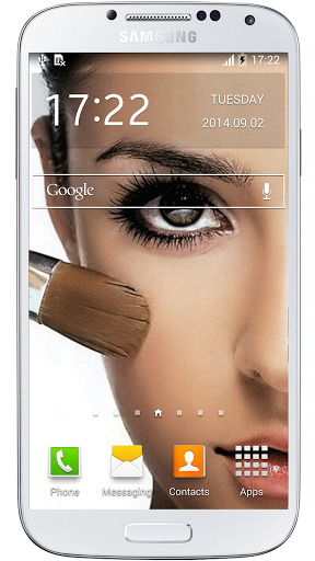 Mirror Transparent Screen LWP для планшетов на Android