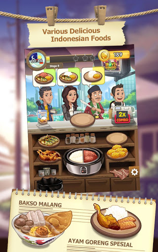 Warung Chain: Go Food Express скачать на планшет Андроид