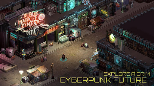 Игра Shadowrun Returns для планшетов на Android