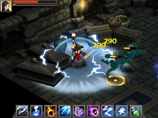 Battleheart Legacy для планшетов на Android