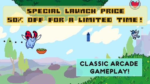 Игра Fly Catbug Fly! для планшетов на Android