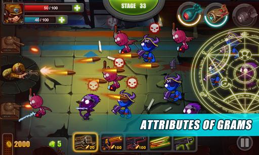 Игра Zombie Commando для планшетов на Android