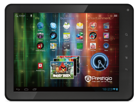 Prestigio MultiPad PMP5080B — обзор и видео обзор