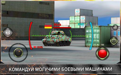 Игра Iron Force для планшетов на Android