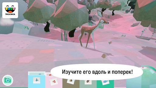 Toca Nature на Андроид