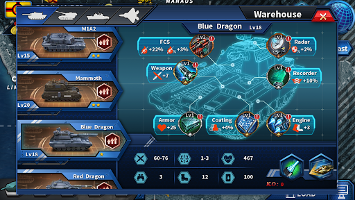 Glory of Generals2: ACE скачать на планшет Андроид