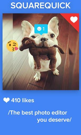 Square Quick Pro - Funny Photo скачать на Андроид