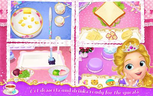 Princess Tea Party на Андроид