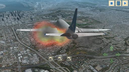 Emergency Landing для планшетов на Android