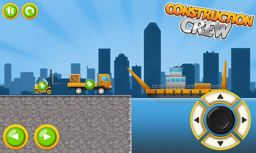 Construction Crew для планшетов на Android