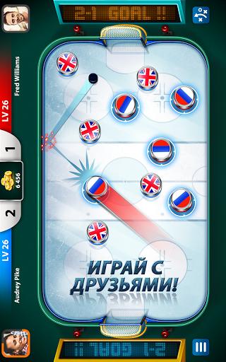 Hockey Stars скачать на планшет Андроид