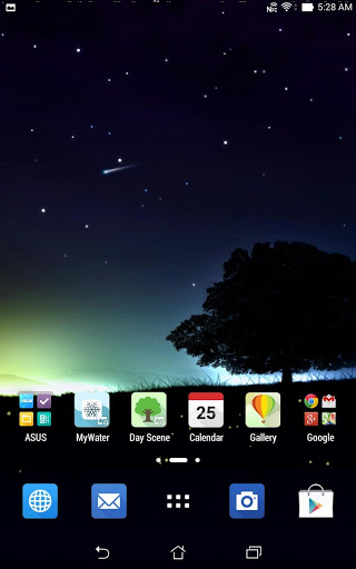 ASUS DayScene (Live wallpaper) скачать на планшет Андроид