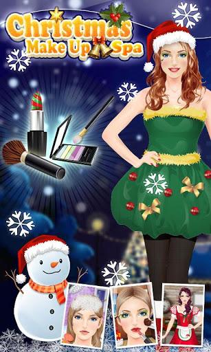 Christmas MakeUp Spa Salon для планшетов на Android