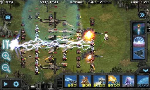 "Игра ""Tower Defense: Star Wars"" для планшетов на Android"