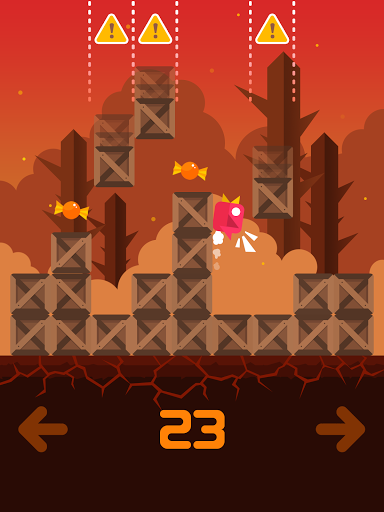 Run Bird Run на Андроид