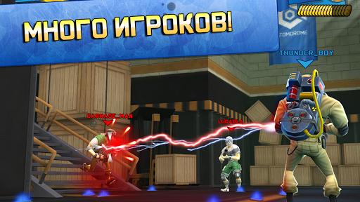 Игра Respawnables для планшетов на Android