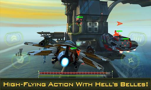 """Игра """"Bombshells: Hell`s belles"""" для планшетов на Android"""