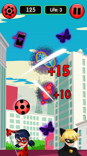 Ninja ladybug and cat noir скачать на Андроид