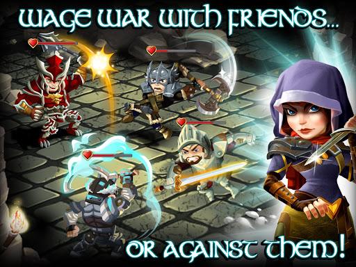 Игра Epic Empire: приключения рыцаря для планшетов на Android