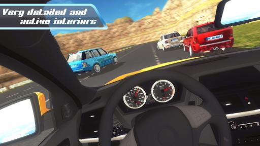 Игра City Cars Racer 3 для планшетов на Android