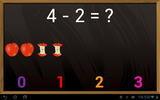 Игра Математика для детей на Андроид
