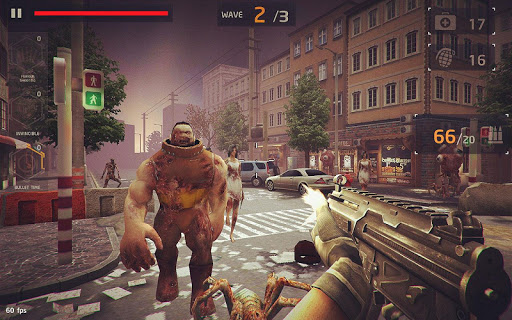 Игра Zombie Ripper для планшетов на Android