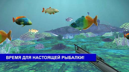 Подводная рыбалка: охота в 3D скачать на Андроид