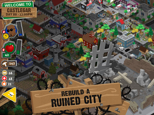 Rebuild 3: Gangs of Deadsville скачать на планшет Андроид