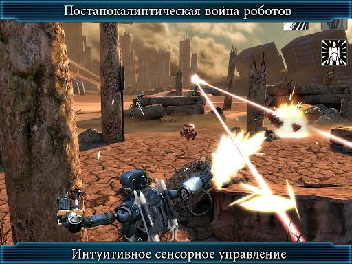 Игра EPOCH.2 на Андроид