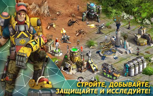 Игра Эволюция: Битва за Утопию на Андроид