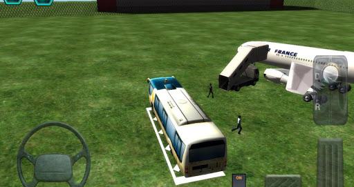 Игра Аэропорт Bus Simulator на Андроид