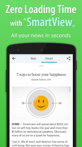 SmartNews скачать на Андроид