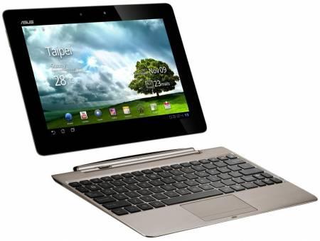 Анонсировал планшет с Nvidia Tegra 3 от ASUS