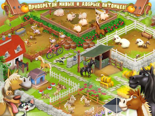 Игра Hay Day для планшетов на Android